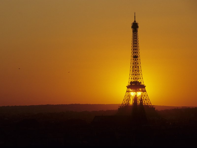Paris package with 7 hotel nights