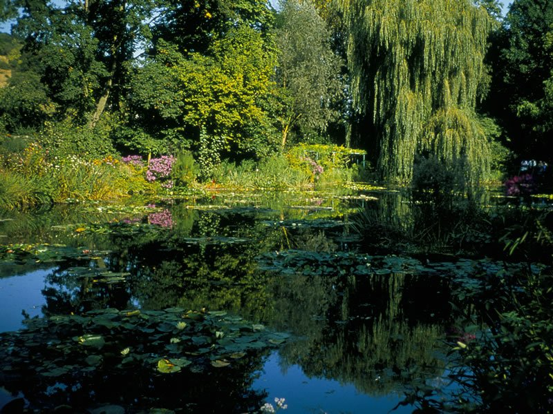 Full day to Giverny (or Chartres) and Versailles