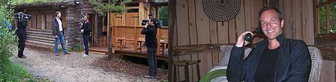 Reportage réalisé sur le parc animalier de sainte croix entre Nancy Strasbourg Metz.